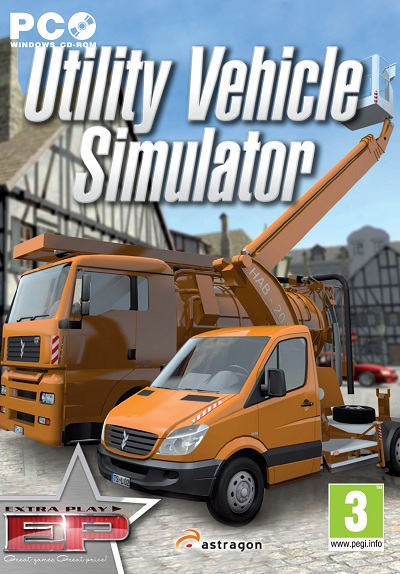 Get to work in our review of Utility Vehicle Simulator