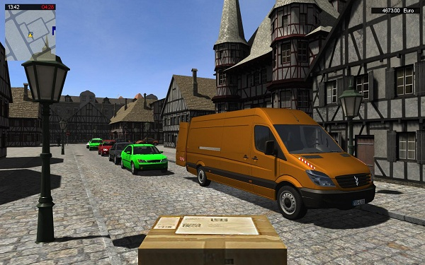 Utility Vehicle Simulator screenshot