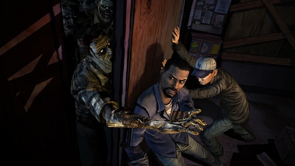 Get a part in The Walking Dead with Telltale's pre-order contest