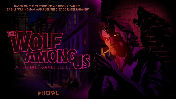 The Wolf Among Us is the upcoming Fables game