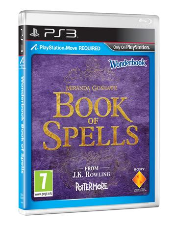 Want to try out Wonderbook: Book of Spells?