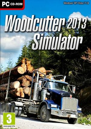 How much wood would a... try it yourself in Woodcutter Simulator 2013 next year