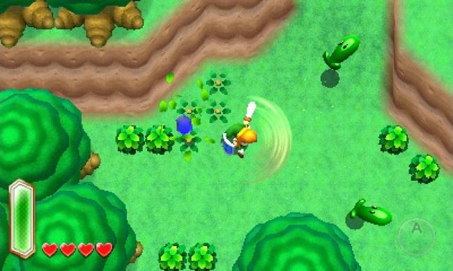 Announcing The Legend of Zelda!