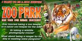 HGV driving not your thing why not try and become a Zoo Keeper for the day with Excalibur Publishing!