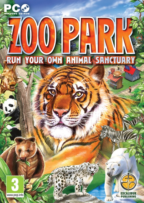 Run Your Own Animal Sanctuary in our review of Zoo Park